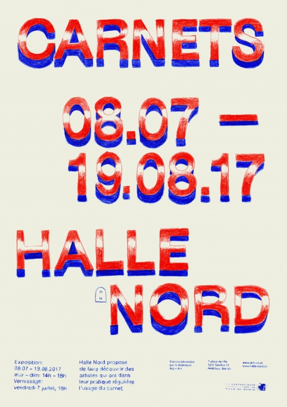carnets, halle nord